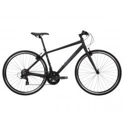 Batch Bicycles 700c Fitness Bike (Matte Pitch Black) (S) - B373639