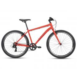 """Batch Bicycles 27.5"""" Lifestyle Bike (Matte Fire Red) (S) - B377139"""