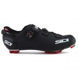 Sidi Drako 2 Mountain Bike Shoes (Matte Black/Black) (45.5) - SMS-DK2-MBBK-455