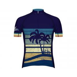 Primal Wear Men's Evo 2.0 Short Sleeve Jersey (Beachy Keen) (L) - BEA2J35ML