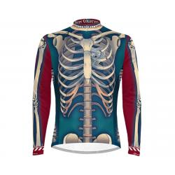 Primal Wear Men's Long Sleeve Jersey (Bone Collector) (S) - BCJERLSS