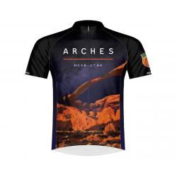Primal Wear Men's Short Sleeve Jersey (Arches National Park) (S) - ARCSJ20MS