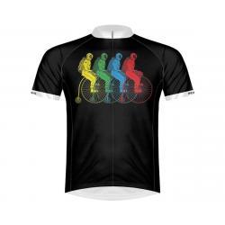 Primal Wear Men's Short Sleeve Jersey (Astronaut) (2XL) - ASP1J20M2