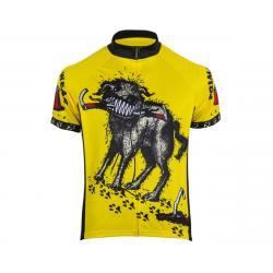 Primal Wear Men's Short Sleeve Jersey (Dog Eat Cog) (S) - DCJERS