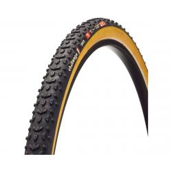 Challenge Grifo Pro Handmade Clincher Tire (Tan Wall) (700c) (33mm) (Folding) (SuperPoly) - 0603