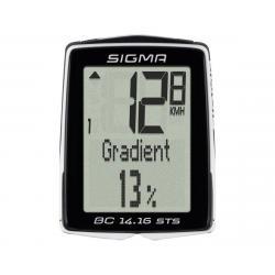 Sigma BC 14.16 STS Cycling Computer (Wireless) - 01417