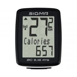 Sigma BC 9.16 ATS Bike Computer (Black) (Wireless) - 09162