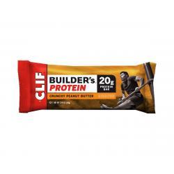 Clif Bar Builder's Bar (Crunchy Peanut Butter) (12) (12 2.4oz Packets) - 160048