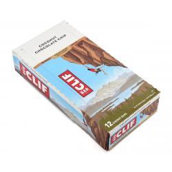 Clif Bar Original (Coconut Chocolate Chip) (12) (12 2.4oz Packets) - 160130