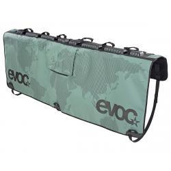 """EVOC Tailgate Pad (Olive/Black) (L/XL) (160cm / 63"""" Wide) - 100527307-XL"""