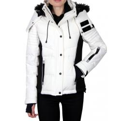 Women's Snow-Sports Jacket - White