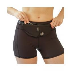 Fitness Sport Belt Bag - Black