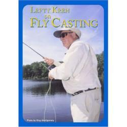 Angler's Book Supply - Lefty Kreh on Fly Casting DVD