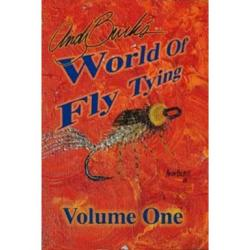 Angler's Book Supply - Andy Burk's World of Fly Tying