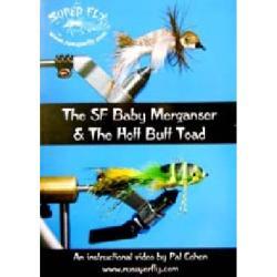 Angler's Book Supply - Tying The SF Baby Merganser &