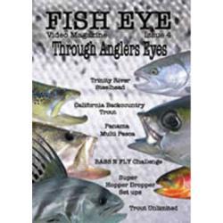 Angler's Book Supply - Fish Eye Video Magazine: 4 Thr