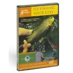 Angler's Book Supply - Fly Fishing Made Easy DVD
