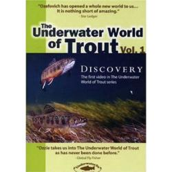 Angler's Book Supply - The Underwater World of Trout