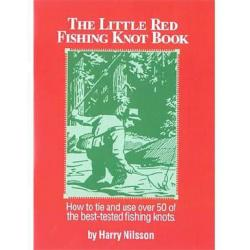 Angler's Book Supply - Little Red Fishing Knot Book