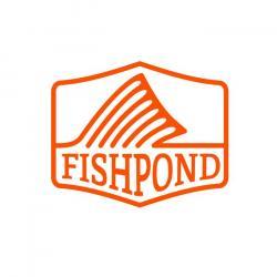 Fishpond - Thermal Die Cut Sticker