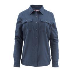 Simms Guide Insulated Shirt - Women's - Pond - XS