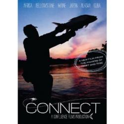 Angler's Book Supply Connect: A Confluence Films Production DVD - One Color - One Size