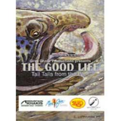 Angler's Book Supply The Good Life: Tall Tails From The East DVD - One Color - One Size