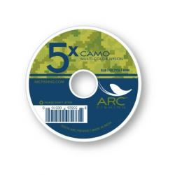 ARC Fishing Camo Tippet - Camo - 0x