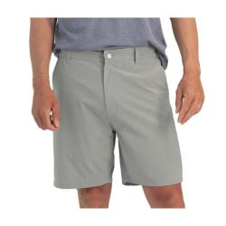 Free Fly Apparel - Hybrid Short II - 7'' Inseam - Men's - Cement - 40