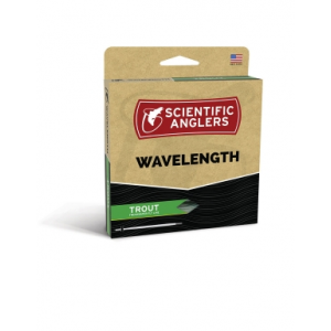 Scientific Anglers Fly Fishing – Wavelength Trout Taper Fly Line