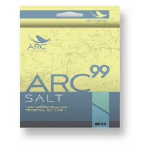 ARC Fly Fishing – 99 Salt Tropical Taper Fly Line