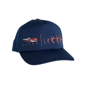 Sitka Hunting Gear - Antler Evolution Whitetail Foam Trucker Hat