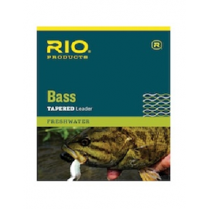Rio Products Fly Fishing -  Bass Leaders