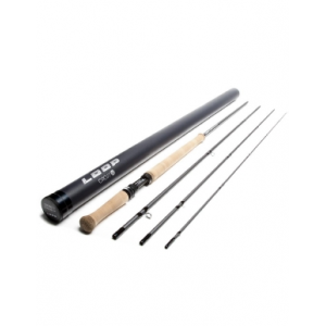 Loop Fly Fishing – Cross S1 Double Handed Fly Rod