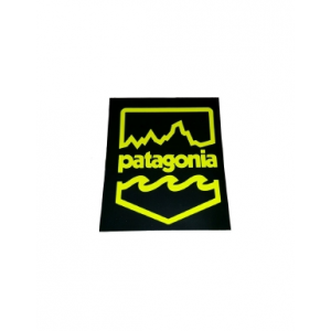 Patagonia - Badge Sticker
