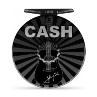 Abel Fly Fishing - Limited Edition Artist Series Johnny Cash Fly Reel