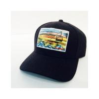Art 4 All - Low Pro Trucker Patch Wool Snap Back Hat