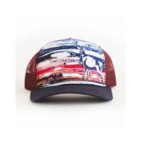 Art 4 All - High Pro Trucker Full Bleed Mesh Snap Back Hat