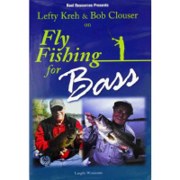 Angler's Book Supply - Fly Fishing For Bass: Lefty Kr