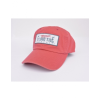 Flood Tide - Fly Label Twill Hat