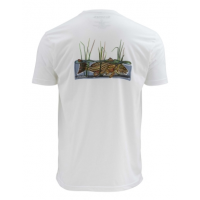 Simms - Artist Series Larko Redfish T-