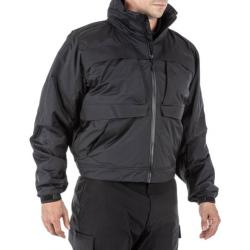 5.11 Tactical Tempest Duty Jacket 48214 - Closeout | Dark Navy Blue | 4X-Large | Polyester/Nylon | LAPoliceGear.com