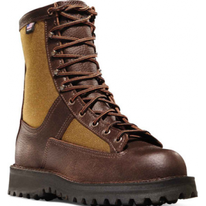 Danner Mens Grouse 8″ Hunting Boots 57300 | Brown | 15-Wide | Nylon/Leather | LAPoliceGear.com