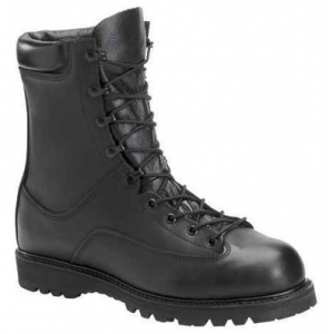 Corcoran Women's 8″ Waterproof DRYZ IntelliTemp Boots | Black | 7.5-Wide | Leather | LAPoliceGear.com