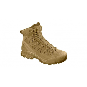 Salomon Men's Coyote Quest 4D GTX Forces 2 Tactical Boot L40943400 | 12-Standard | Leather/Rubber | LAPoliceGear.com