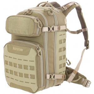 Maxpedition Riftblade CCW-Enabled Backpack | Tan | Nylon | LAPoliceGear.com