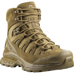 Salomon Men's Coyote Quest 4D Forces 2 Tactical Boot L40943300 | 12-Standard | Leather/Rubber | LAPoliceGear.com