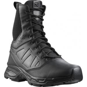 Salomon Men's Black Urban Jungle Ultra Side-Zip Tactical Boot L40609300 | 13-Standard | Leather | LAPoliceGear.com