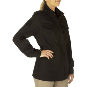 5.11 Tactical Women's Taclite M-65 Jacket 68000 | TDU Khaki | Large | Cotton | LAPoliceGear.com
