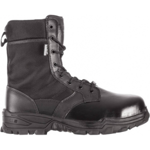 5.11 Tactical Men's Speed 3.0 Shield Black Boot 12378 | 13-Standard | Nylon/Leather | LAPoliceGear.com